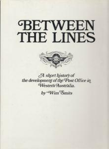 Between The Lines, by Wim Smits, 2 volumes in slipcase, NEW. Western Australia
