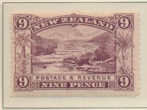 New Zealand Stamp Scott #117, Used - Free U.S. Shipping, Free Worldwide Shipp...