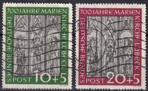 Germany #B316-7  F-VF Used  CV $125.00  (Z8040)