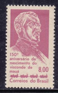 Brazil #972 MNH