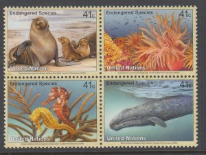 UN New York 952a Marine Life MNH VF