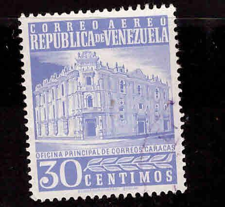 Venezuela  Scott c663 Used stamp
