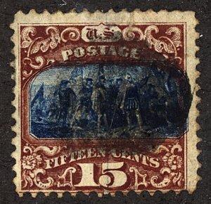 U.S. #119 Used