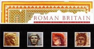 STAMP STATION PERTH Great Britain # Roman Britain Presentation Pack 238 MNH