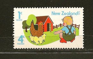 New Zealand B93 Health MNH
