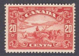 CANADA 157 OG NH U/M F-VF $120 SCV PRISTINE NEVER HINGED GUM