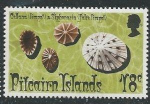 Pitcairn Islands     Scott # 139 - MH