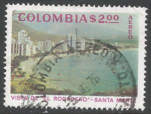 COLOMBIA C623 VFU 723G-1