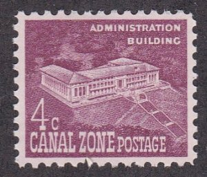 Canal Zone # 152, Administration Building, NH