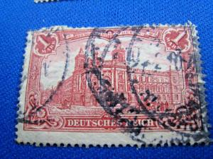 GERMANY - SCOTT # 92a  -   Used       (kb2)
