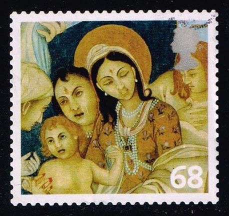 Great Britain #2332 Madonna and Child; used (1.60)
