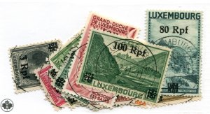 LUXEMBOURG  N17-32  USED