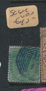 INDIA    (PP2807B)  QV  4A  SG 64   VFU