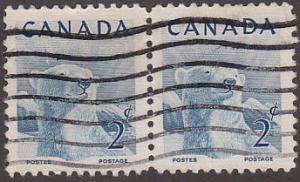 Canada 322 Polar Bear 1953