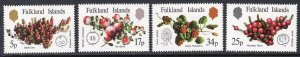 FALKLAND ISLANDS SCOTT 379-382