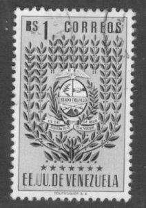 Venezuela 546 USED BIN $1.25