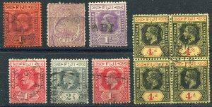 FIJI (25620): QV, KE7, KGV selection