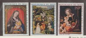 Mali Scott #C85-C86-C87 Stamps - Mint NH Set