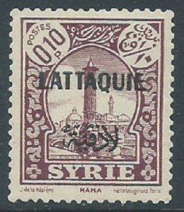Latakia, Sc #2, 10c MH