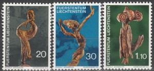 Liechtenstein #506-8  MNH (S8867)