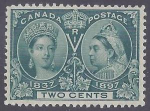 Canada Scott #52 Mint