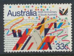 Australia SG 1001 Used