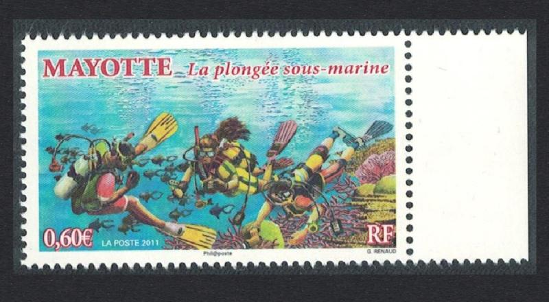 Mayotte Diving 1v MI#256