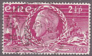 Ireland 135 USED 1948 Theobald Wolfe Tone