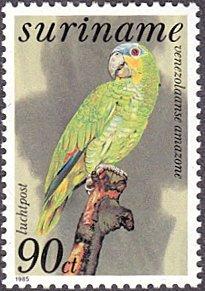 Surinam # C101 mnh ~ 90¢ Bird