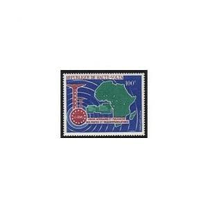 Burkina Faso C50,MNH.Michel 227. African Postal Union UAMPT 1967.