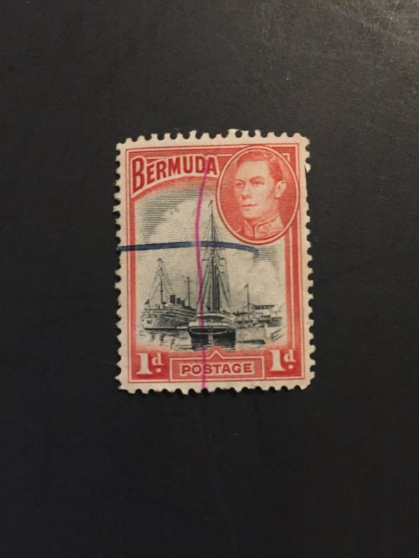 *Bermuda #118a