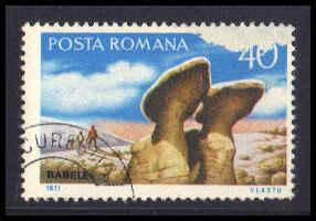 Romania CTO NH Fine ZA6871