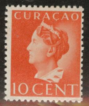 Netherlands Antilles Curacao  Scott 153 MNH** 1941 stamp