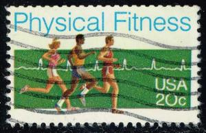 US #2043 Physical Fitness; Used (0.25)