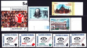 Collection. Romania. MNH.