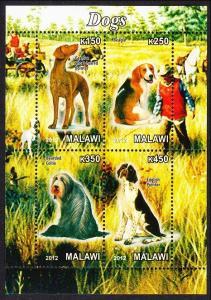 Malawi Dogs Sheetlet