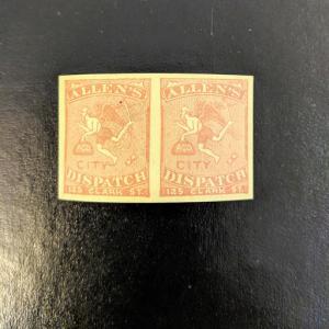 U.S. 3L3a VFNH, CV $150