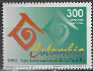Colombia  1104   MNH  UN Year of the Family
