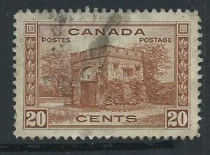 Canada SG 365 Used