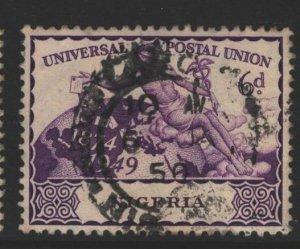 Nigeria Sc#77 Used