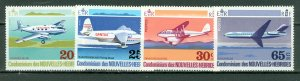 NEW HEBRIDES FRENCH...AVIATION #170-173 SET...MNH...$6.00