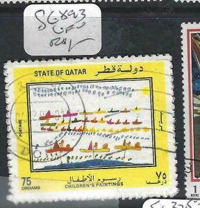 QATAR (PP2403B)   SG  893   VFU