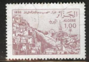 ALGERIA Scott 732 used stamp 1984