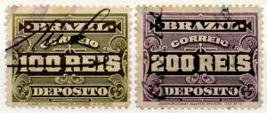(I.B) Brazil Revenue : Post Office Savings Collection (Reis)