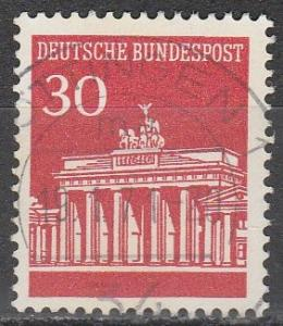 Germany #954 F-VF Used (S1763)