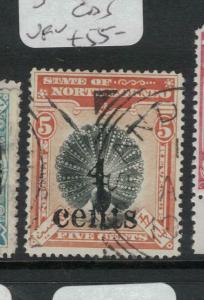 North Borneo SG 146 CDS VFU (8dvq)