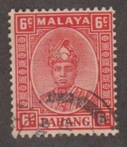 Malaya - Pahang Scott #33 Stamp - Used Single