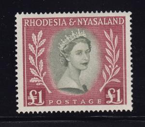 Rhodesia Scott # 155 VF never hinged with nice color cv $ 34 ! see pic !