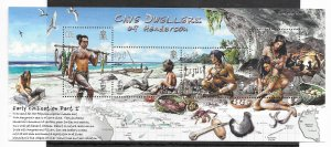 Pitcairn Islands #644 MNH - Stamp Set