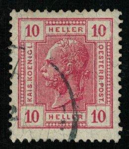 Austria, 10 Heller (T-8441)